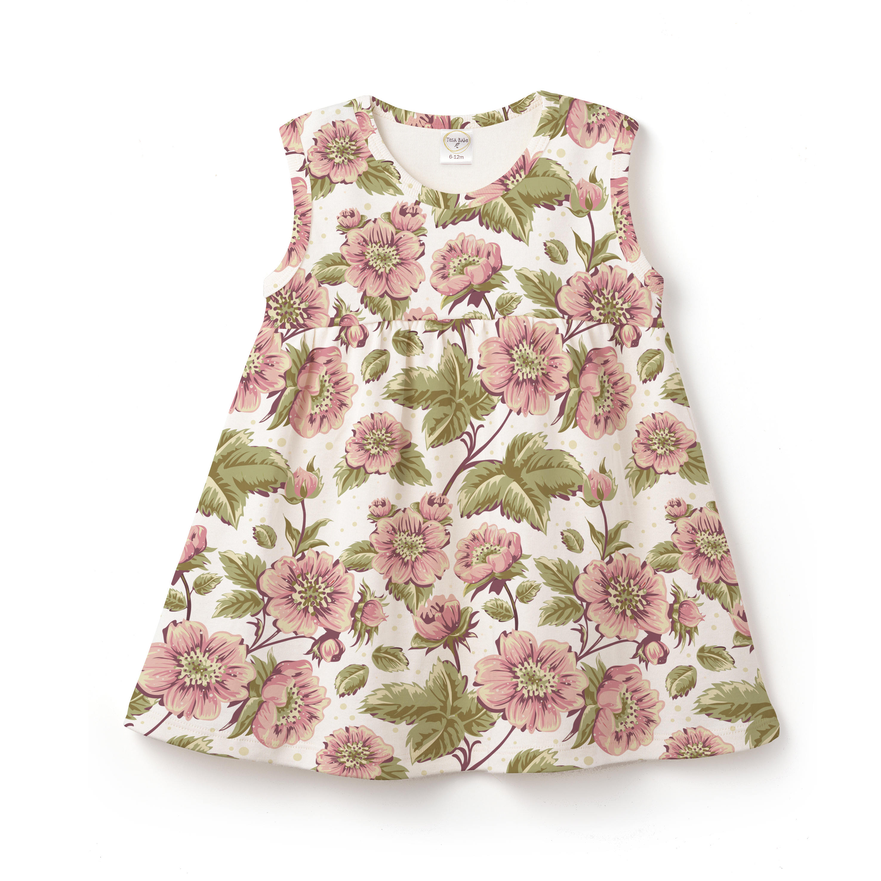 Baby Girl Dress Baby Flower Girl Summer Dress Infant Girl Flower