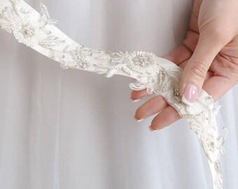 Belt/ handmade embroidery