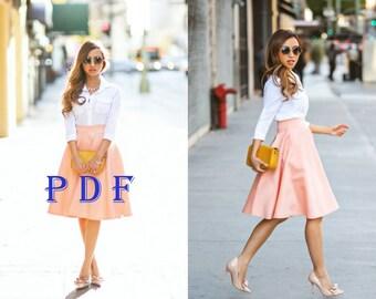 Digital Pattern -PDF Sewing Pattern by Style Adi - Sewing Project