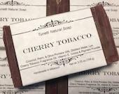 Cherry Tobacco Soap, Hand...