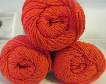 Lily The original Sugar & Cream 4 ply worsted weight 100% cotton yarn
