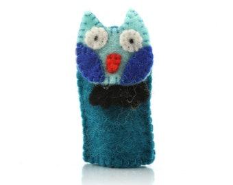 Owl Finger Puppet/Felt