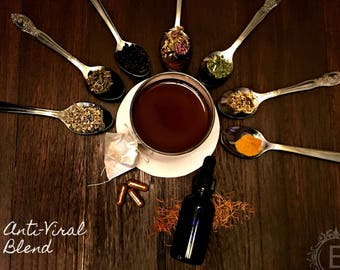 Anti Viral Blend, Knight Holistic Herbal Tea