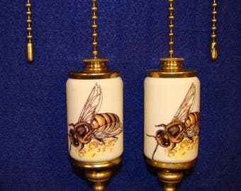 HONEYBEE Fan & Light ceiling fan pull chain, light pull chain