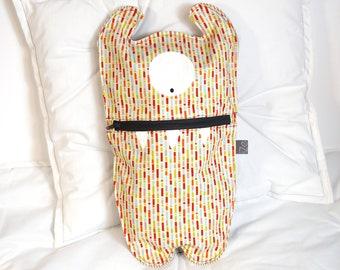 Pajama bag Monster Cycl M
