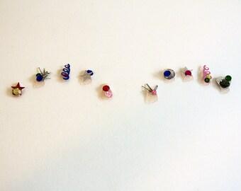 Embellished Fake Nails For Fun Days
