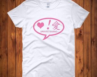 Hentai TShirt - Anime Manga Otaku Shirt - Women's short sleeve t-shirt - Hentai Shirt - Lifestyle Shirt