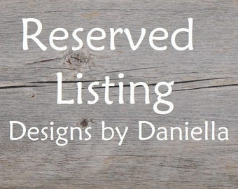 Reserved Listing for Victoria