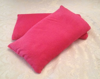 REDUCED Rose Scented Heat Pack
