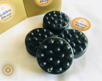 Handmade Organic Seaweed Skin Toner Medically tested  Soap Bar - #1 Best Saller