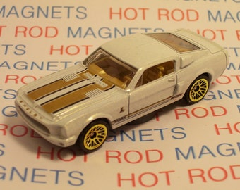1968 Ford Mustang Shelby GT500 : Hot Rod, Man Cave, Refrigerator, Tool Box, Stocking Stuffer, Magnet