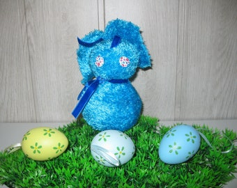 Plush Easter Bunny decorative