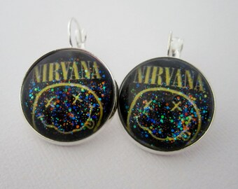 Every Day NIRVANA Star Girl Earrings