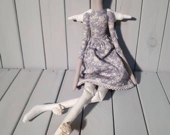 Tilda doll - Angel doll - Handmade - Vintage - Gift - Home decoration - Home decor - Spring