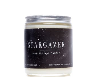 Stargazer Archetype Candle | Scented Soy Candle