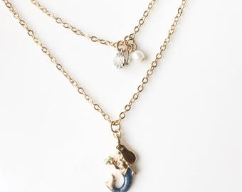 Mermaid's Tears Necklace