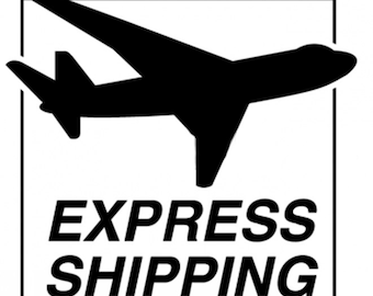 Express Shipping, Expedited Shipping
