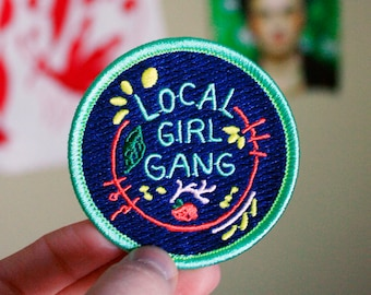 Local Girl Gang Patch