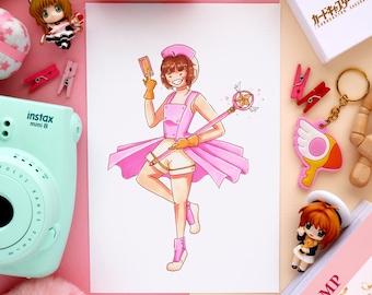 Cardcaptor Sakura Battle Costume Zine (PRE-ORDER)