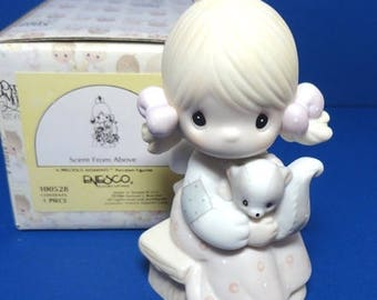 Precious Moments 1986 Scent From Above