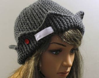 Jughead Jones whoopee hat. Hand knitted. A lovely hat for available in many colours. Valentine's day gift for boyfriend girlfriend