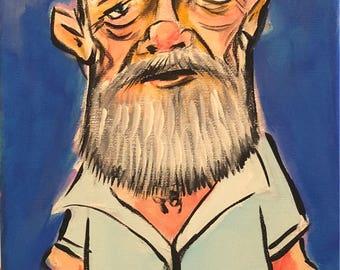 Hemingway (2017) by Mark Redfield