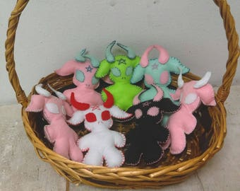 Cute Baphomet Plushies