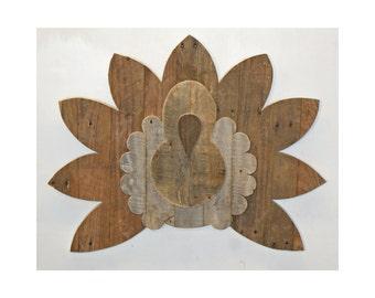 Turkey - Thanksgiving - Reclaimed Pallet Wood