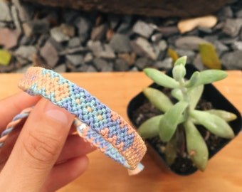 Arrow Friendship Bracelet: COAST