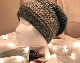 Mens slouch toque