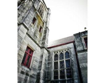 "20"" x 30"" Ready-to-Hang Lexington, KY church architecture Canvas Print"