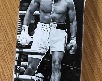 AJ/Ali Boxing KiSS iPhone Case