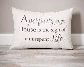 Custom Quote Pillow | Personalized Quote Pillow | Personalized Gift | Monogrammed Gift | Rustic Home Decor | Home Decor | Housewarming Gift