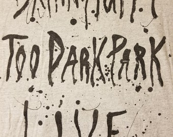 Skinny Puppy Too Dark Park Tour Live 1989 XL OHGR Cevin Key The Tear Garden Download