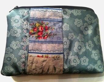 Ipad case kindle laptop bag handmade crochet sleeves with custom photo (optional)