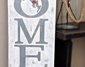 Home Sweet Home Porch Sign