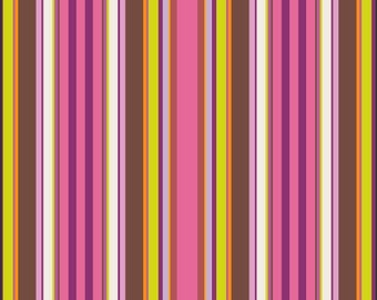 SALE - Art Gallery Fabrics - Dreaming in French - Pink Champs Elysees