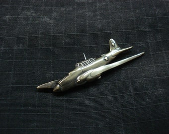 Russian Soviet IL-2 Sturmovik badge