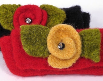 Felting Patterns Quick Gift Knitting Patterns Felted Eye Glass Case Knitting Pattern Quick Knitting Patterns Quick Felting Gifts