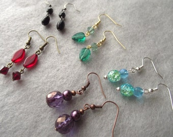 Earring Variety pack- 1 for each Week Day