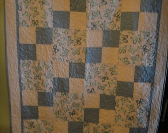 Butterfly Migration Quilt