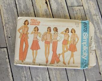 Vintage Simplicity Sewing Pattern 6973
