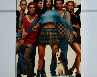 Empire Records VHS