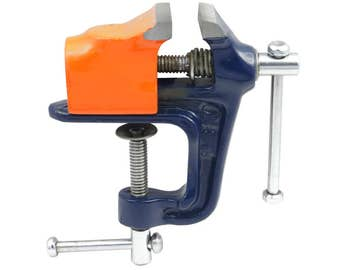 """Jewelers Bench Vise Clamp  - 1.25"""" Jaws - 12-203"""