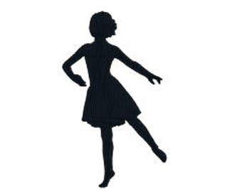 BUY 2 GET 1 FREE 4 Sizes Split Ballerina Silhouette