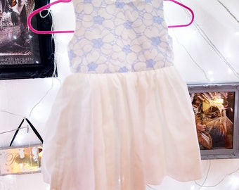 Baby Floral Lace Dress