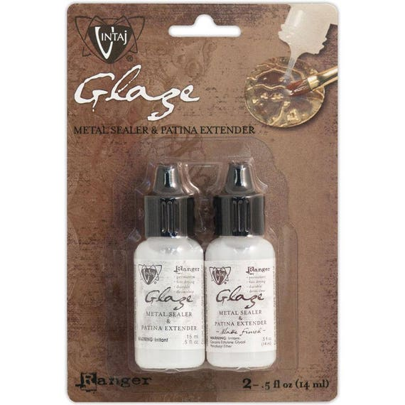 Vintaj glaze matt and gloss