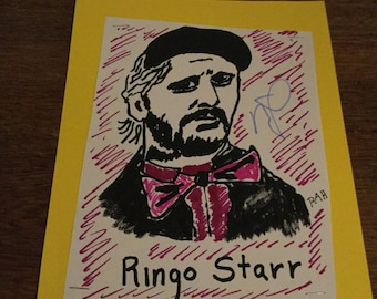 Ringo Starr you know it don't come EZ