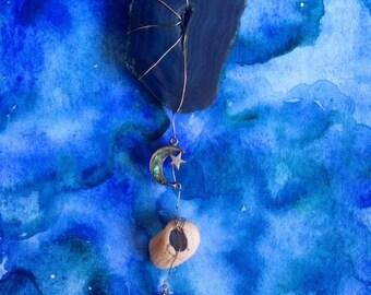 Dreamcatcher // blue