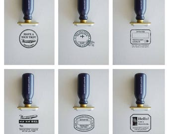 Traveler's Factory Stamps